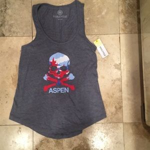 NWT soulcycle muscle tank xs